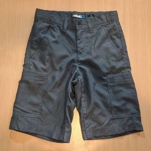 Tony Hawk cargo skateboard shorts